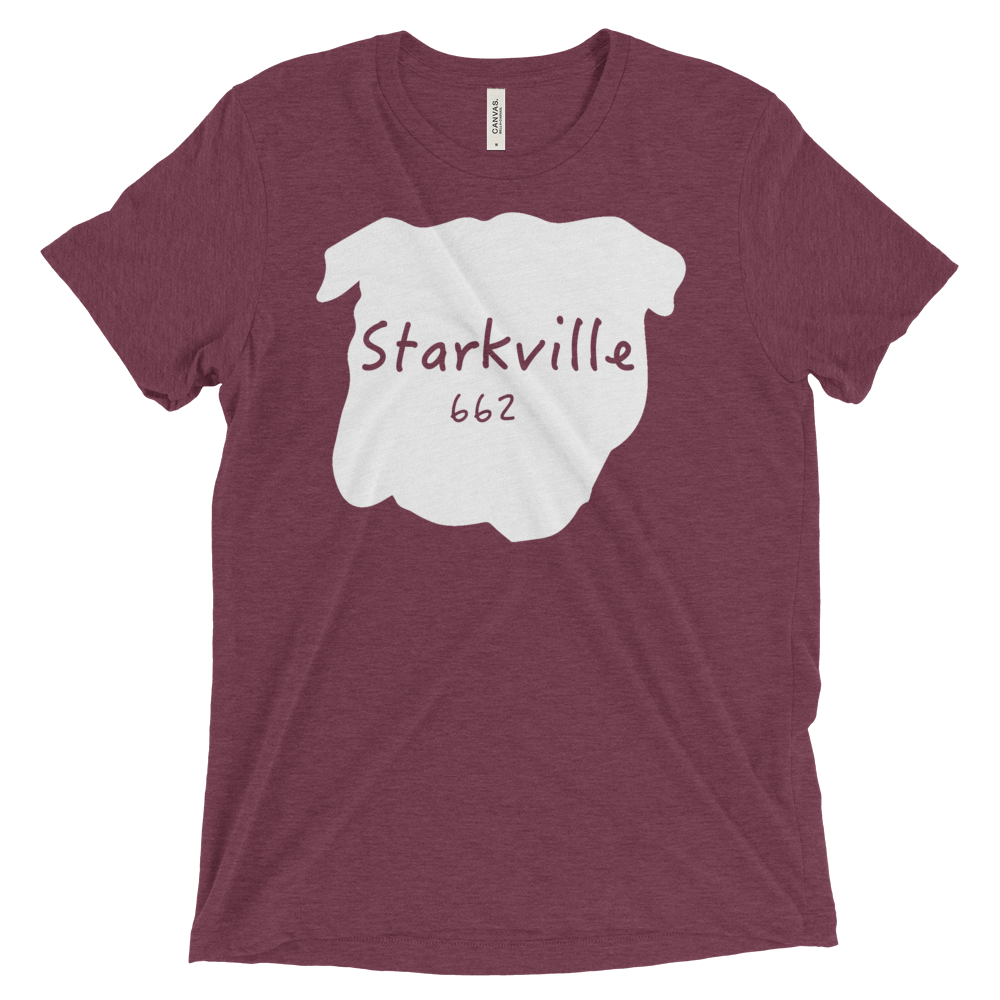 Mississippi State Maroon Tshirt
