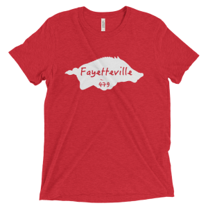 Arkansas Red Tshirt