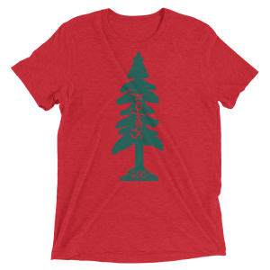 TSHIRT-template-12x16_green_mockup_Wrinkle-Front_Red-Triblend